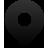 pin, attach, map icon