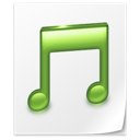 Music, Notes icon