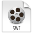 swf, file, z icon