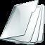 live, folder icon