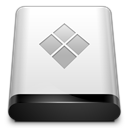 Bootcamp, Drive icon
