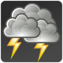 storm, climate, weather icon