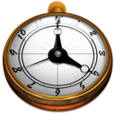 watch, antique, timepiece, time, clock, pocket watch icon