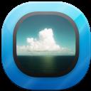 library videos icon