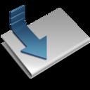downloads,alt icon