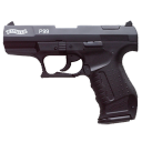 blank, empty, pistol icon