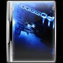 Case, Dvd, Poseidon icon