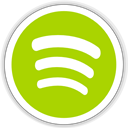 Client, , Spotify icon