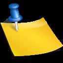 sticky,note icon