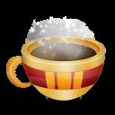 christmas, mug, food, chocolate, coffee icon