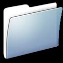 graphite, generic, smooth, folder icon