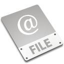 paper, file, document, location icon