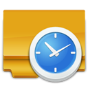 Scheduled, Tasks icon
