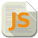 Apps File Javascript icon