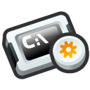 file, document, paper, dos, batch, ms icon