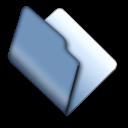 open, folder icon