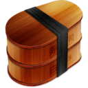 compressed,file,wood icon