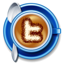 twitter, coffee, cappucino, cup icon