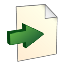 Export To File icon
