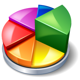 Graph Pie Icon Finance Icon Sets Icon Ninja