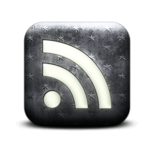 rss, subscribe, feed, basic icon