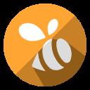 internet, web, location, share, gps, swarm, cloud icon