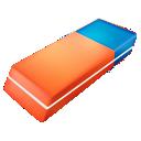 draft, eraser, documents icon