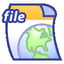 location,file,paper icon