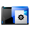 file, ms, batch, dos icon