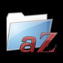 Folder Fonts copy icon
