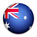 of, flag, australia icon