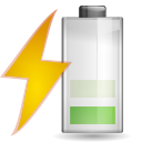 status battery charging 040 icon