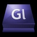 Adobe, Golive icon