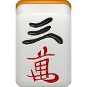 man, mahjong icon