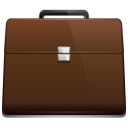 Briefcase, Work icon