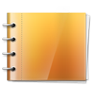note, catalog, book, notebook, blank icon