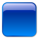 box,blue icon