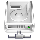 Filesystem network local icon