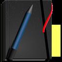 Journalplain, Writing icon