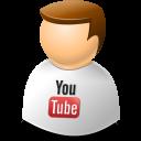 profile, account, human, web, people, youtube, user icon