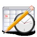 planner, gnome icon