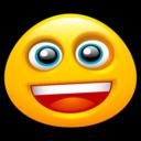 smiley,grin,face icon
