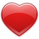 heart, favourite, love, package icon