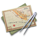 Estimated Coordinates icon