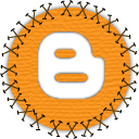 seam, google, blog, writing, social, yama, patch, blogger, writer, social network icon