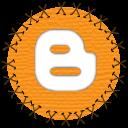 seam, google, blog, writing, social, yama, patch, blogger, writer, social network icon