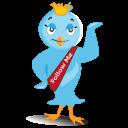 tweeta, followme icon