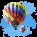 Travel Baloon icon