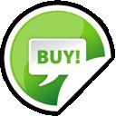 Buy, Green icon