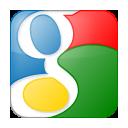 Box, Google, Social icon